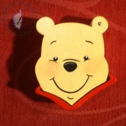Boîte en bois Winnie l'Ourson pour proteger ses petits trésors