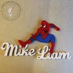Spiderman super héros marvel